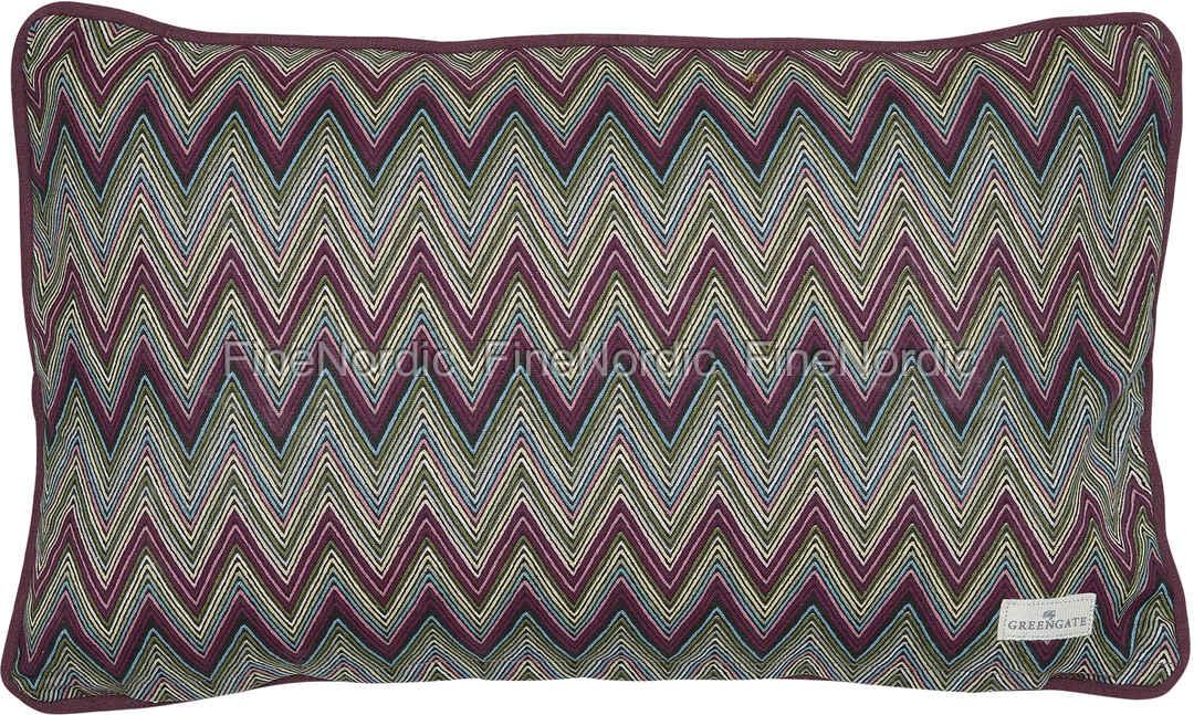 greengate kissenh lle cushion cover zindy dark grey 30 x 50 cm. Black Bedroom Furniture Sets. Home Design Ideas