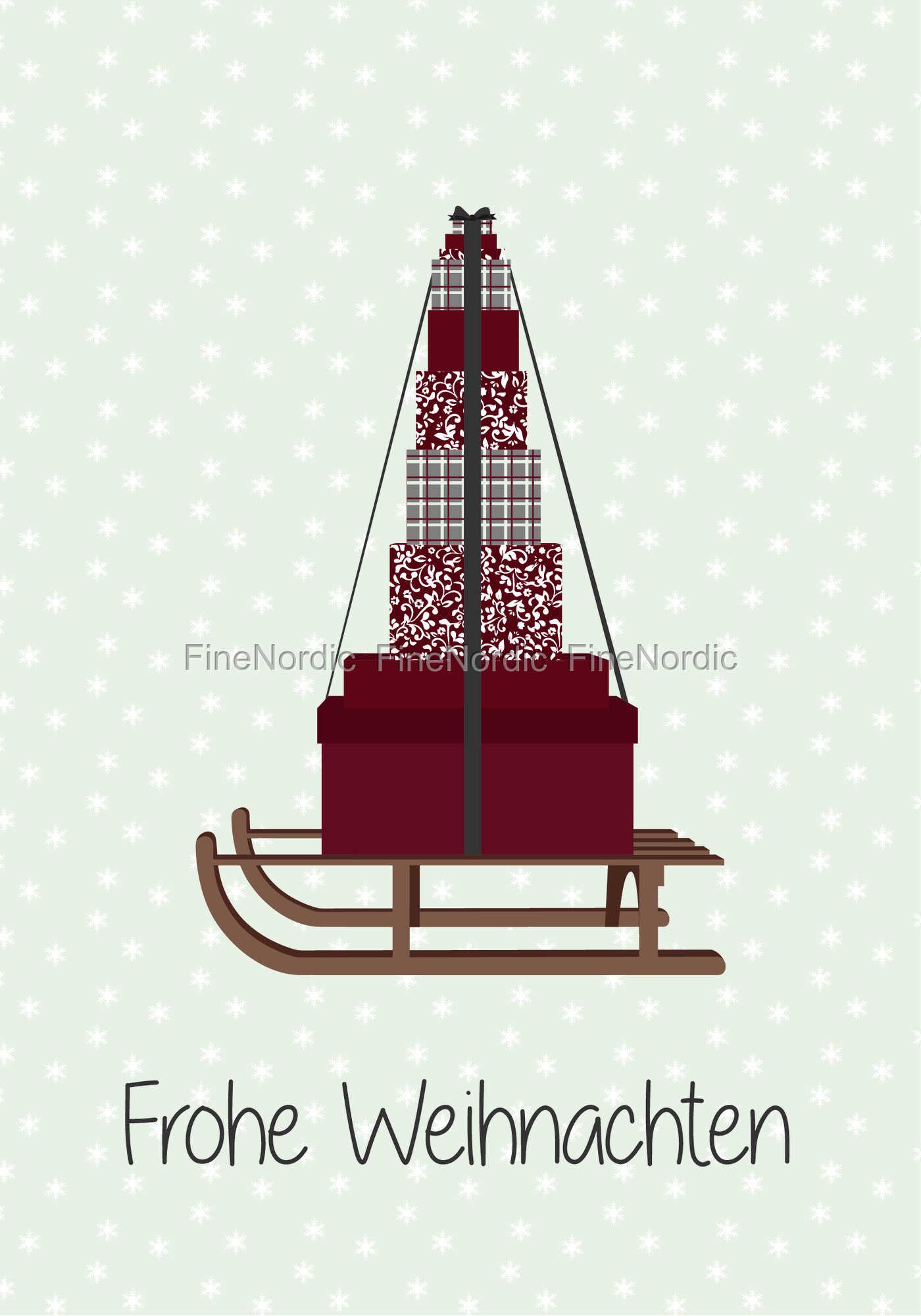 ib laursen metallschild frohe weihnachten gro. Black Bedroom Furniture Sets. Home Design Ideas