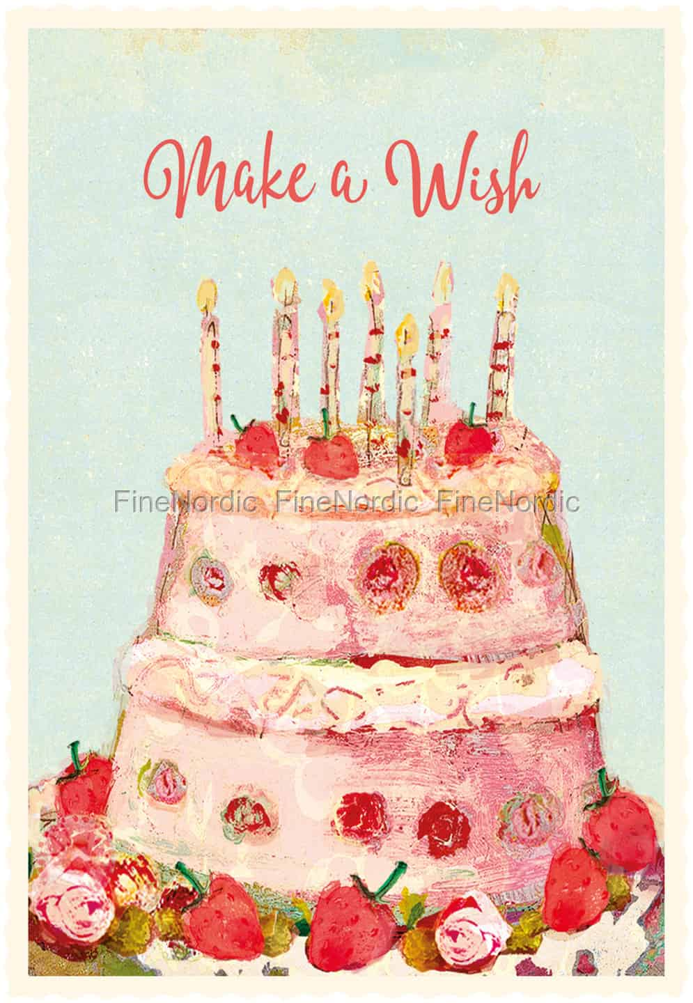 Image Result For Card Birthday Cake